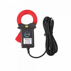 MEWOI140B-35-40mm,AC 0.0A~600A,Turn Ratio  1:4000 Clamp on Leakage current sensor meter,Current Transducer